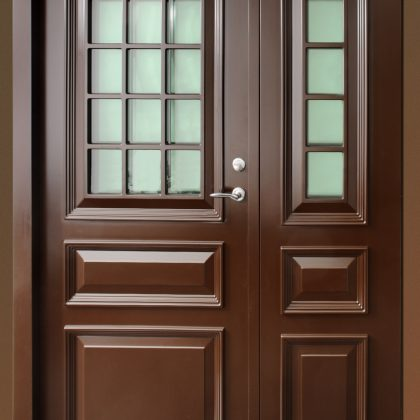 Custom Security Doors