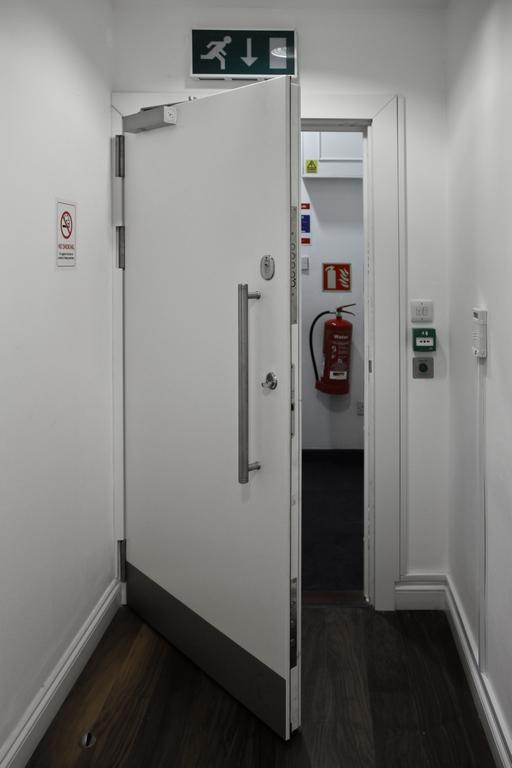 Lab Security Doors