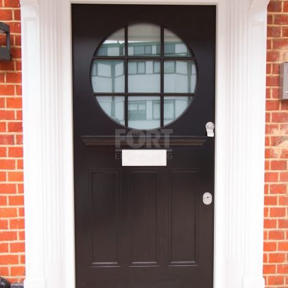 Custom Designed Security Doors