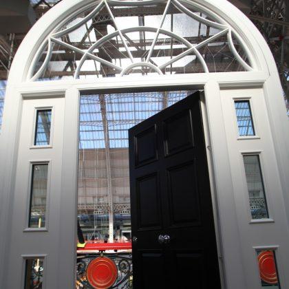 Security Doors On Show