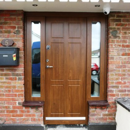 Intruder Resistant Security Doors