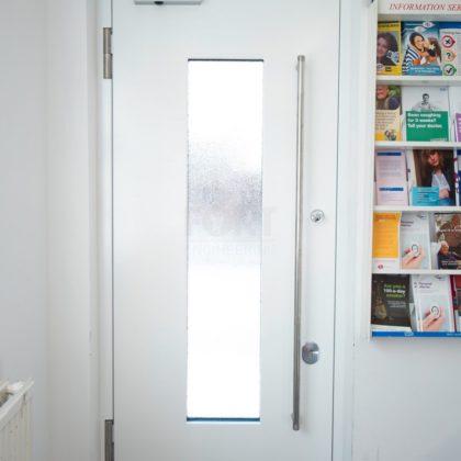 Business Security Doors